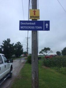 deschambault town