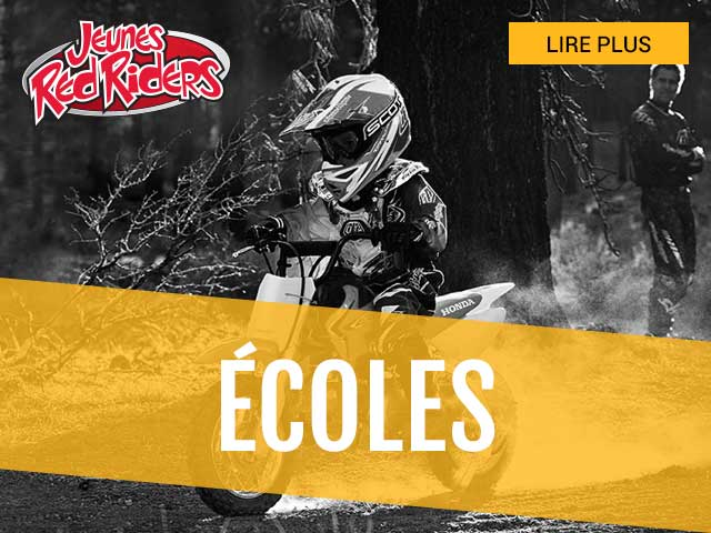 Motocross Deschambault Ecoles