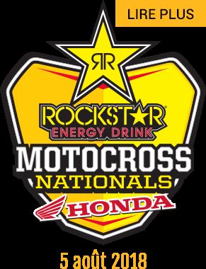 Rockstar Energy Motocross Nationals Motocross Deschambault FR