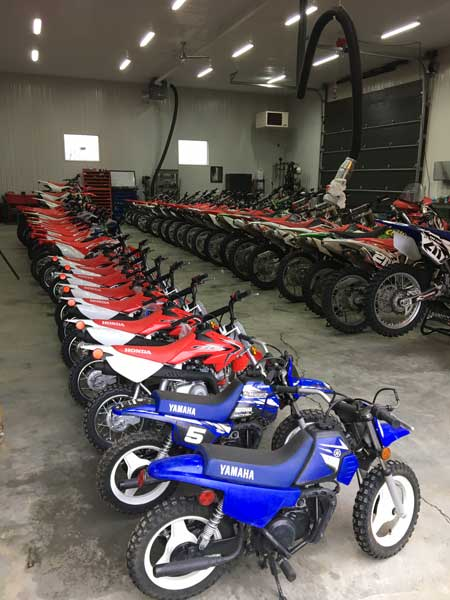 Motocross Deschambault Location Motocross Rentals