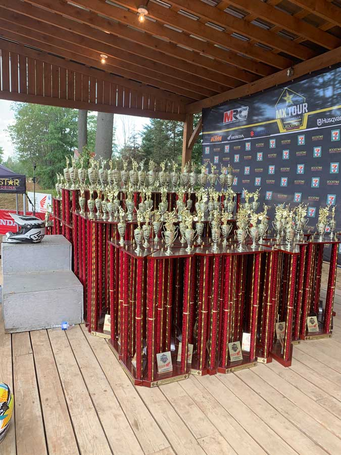 National Amateur ECAN Motocross Deschambault Trophees Participants