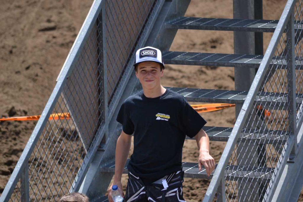 National Amateur ECAN Motocross Deschambault Trophee Courage 2
